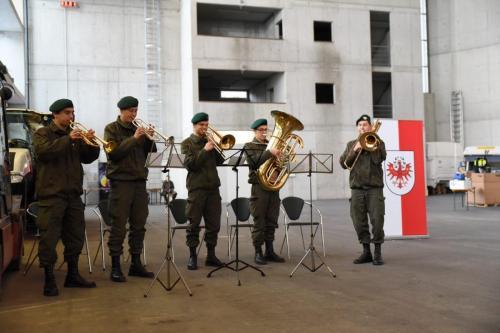 Quintett Militärmusik Tirol